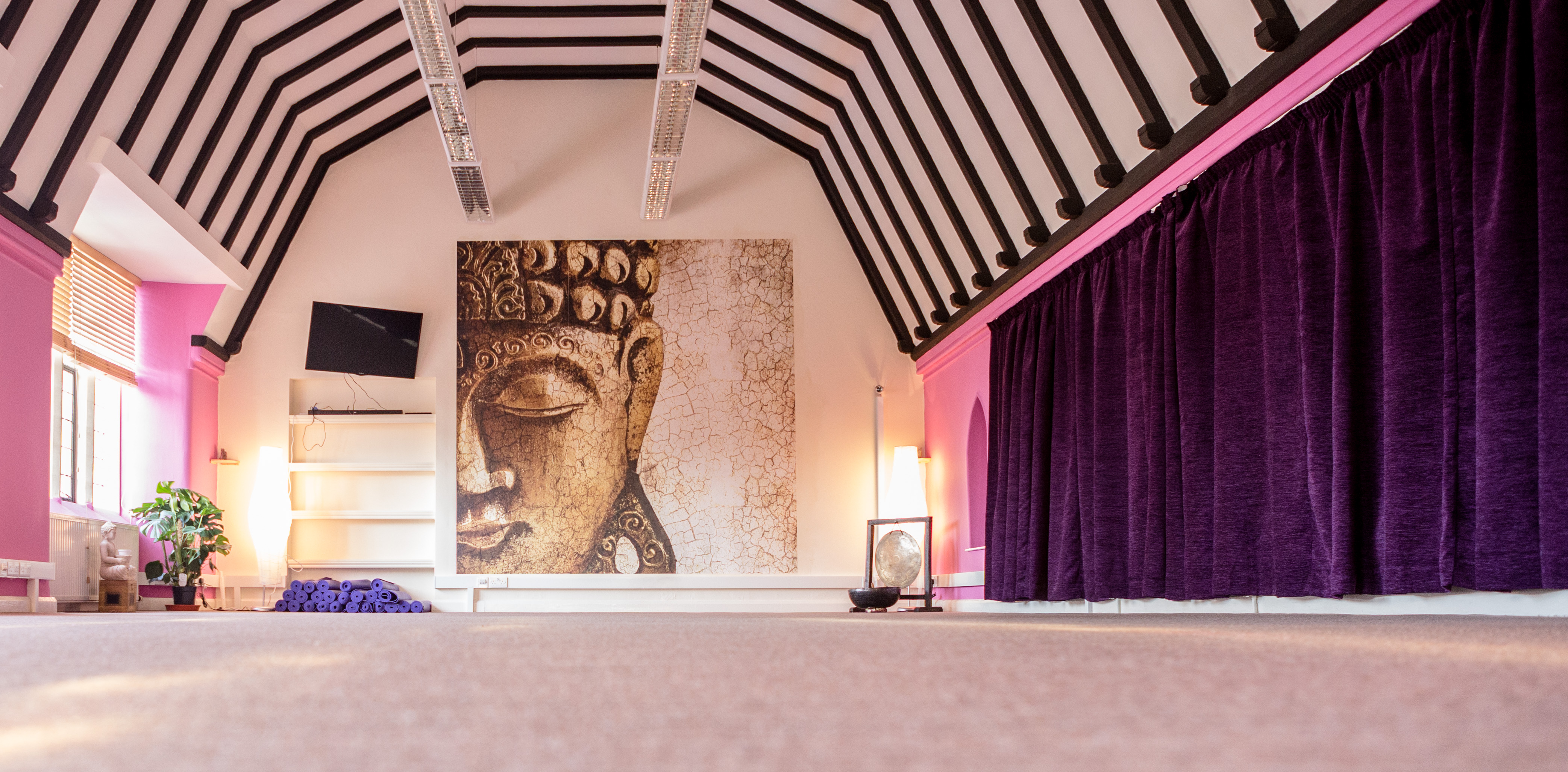 Sangha House Virtual Studio - One Month Access